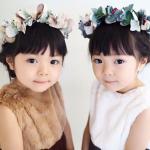 あゆなとゆいな(4歳双子)がインスタで人気!母親や父親と姉の画像は?【行列】
